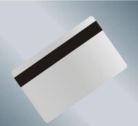 impresora de tarjetas de inyección de tinta al por mayor-230 unids / lote chorro de tinta imprimible PVC loco tarjeta de banda magnética para impresora de inyección de tinta