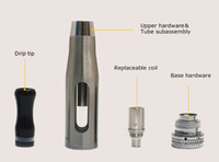 Wholesale Bottom Coil Changeable Clearomizer - hottest 100% Original Aspire BDC Series CE5-S CE5S Clearomizer Atomizer eight color Changeable Bottom Dual Coil hot item
