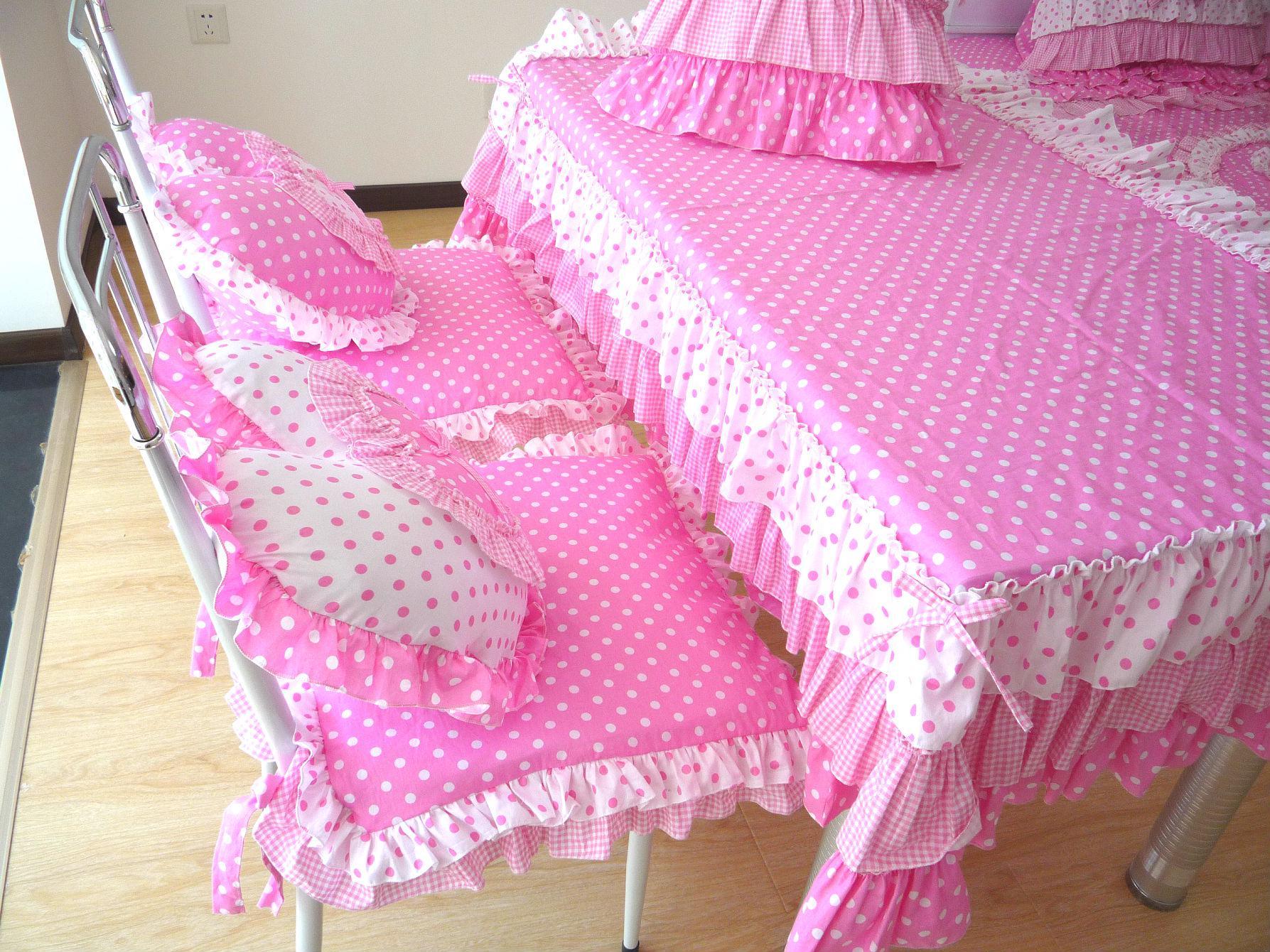 Korean Home Garden Princess Shuiyu Cake Lace Tablecloths