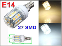 Wholesale 27 Smd - X300 E27 LED Light E14 GU10 G9 B22 Office Bulbs Corn Bulb 5050 SMD 15W 27 30 48 59 69 LEDs 1450LM With Cover indoor Lamp Warm White By DHL