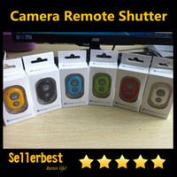 Wholesale bluetooth controlled timer for sale - Group buy Popular Bluetooth Remote Camera Control Self timer Shutter for iPhone S C S for Galaxy S5 S4 Note DHL