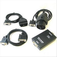 Wholesale Cable Obd2 Rs232 - free hk post air mail shipping For BMW Carsoft 6.5 obd2 RS232