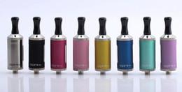 Wholesale Good Quality Clearomizer Atomizer - Quality Goods 100% Genuine Aspire BDC Series Vivi Nova-S Nova S Glass Atomizer bottom dual coil clearomizer