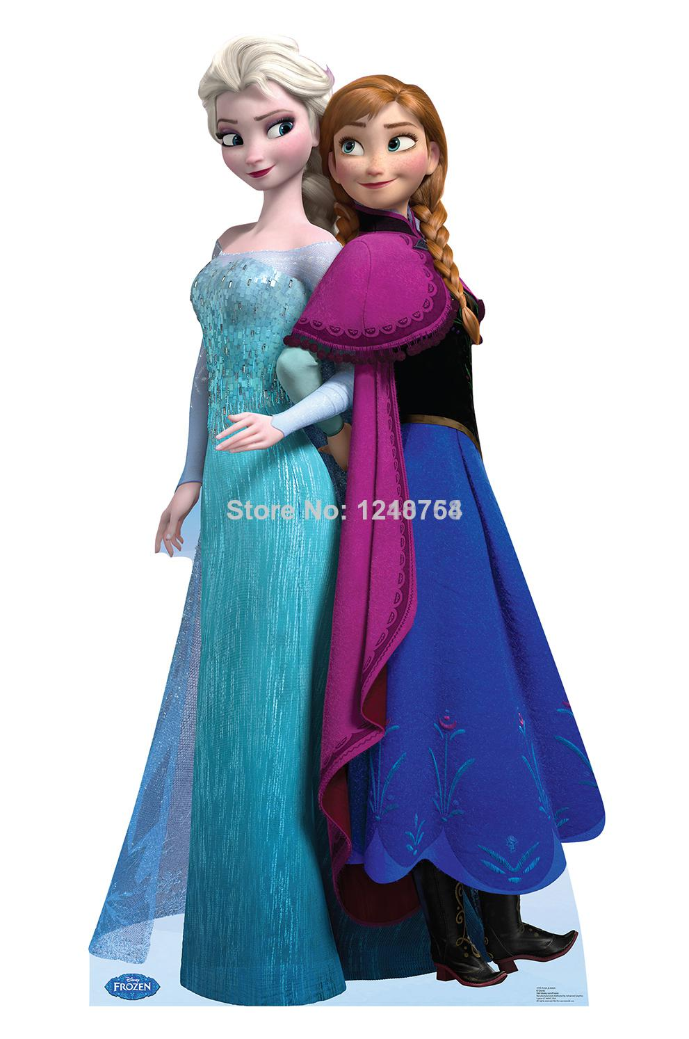 50 70cm frozen film poster printing wall sticker cartoon film free shipping 50 70cm frozen film poster printing wall sticker cartoon film