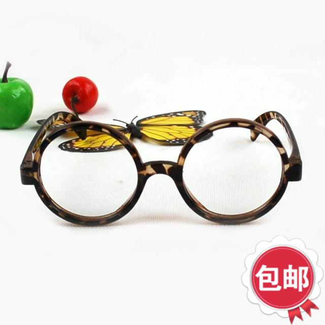 0a951a932854 2019 Arale Kids Baby Children Glasses Round Non Mainstream Retro Eye Glasses  Frame Decorative Frame For Boys And Girlsfree Shipping From Warmlin, ...
