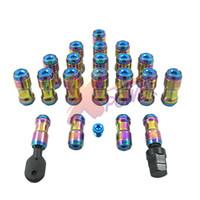 Wholesale Volk Lugs - Xpower Wholesale --VOLK RAYS FORMULA WHEELS LOCK LUG NUTS 12X1.25 FIT FOR NISSAN SUBARU