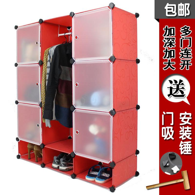 furniture for hanging clothes. 2017 easy furniture shoe hanging clothes cabinet brief modern combination wardrobe finishing plastic storage from ldd121 for
