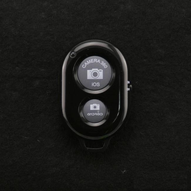 IOS 및 Android 전화 용 Bluetooth 원격 셀프 타이머 셔터 iPhone 5S 5C 5 4S Galaxy S4 참고 3 스마트 폰 및 태블릿 DHL / EMS