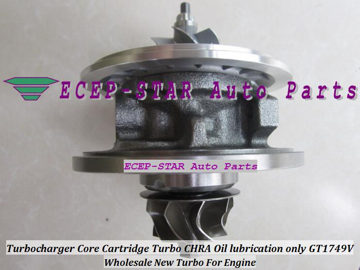 Cartuccia Turbo CHRA GT2256V 724652 724652-5001S 724652-0001 79517 Turbocompressore FORD Ranger Navistar Corsa 02 HS2.8 HT 2.8L 128HP