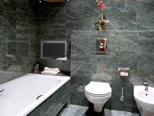 19 '' badewanne lcd-fernseher watherproof badezimmer fernsehen, Hause ideen