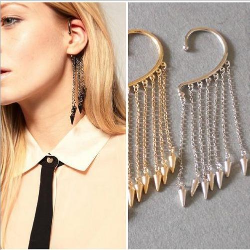 new style s ear cuff fashion trends pendant ear clip