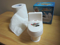Wholesale Tricky Toilet Toy - Hot sale! Small funny toy spray toilet John Tricky gift for children JOKES & GAGS toy