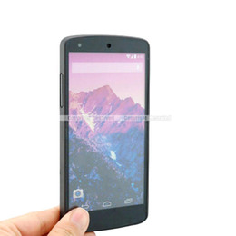 Wholesale Nexus Cover Thin - S5Q 0.3mm Ultra Thin Clear Black Cover Case Back Skin For Google LG Nexus 5 D820 AAADNF