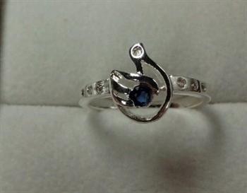 2014 metà di luglio nuova vendita calda 925 gioielli in argento moda multi stili dito cristallo anelli dimensioni 7,8, mescolare 30 stili