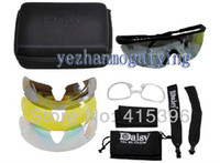 Wholesale C2 Sunglasses - Wholesale-407-Daisy C2 IPSC UV400 Eye Protection Sunglasses Bike glasses Cycling glasses(C2-BK)-Free shipping