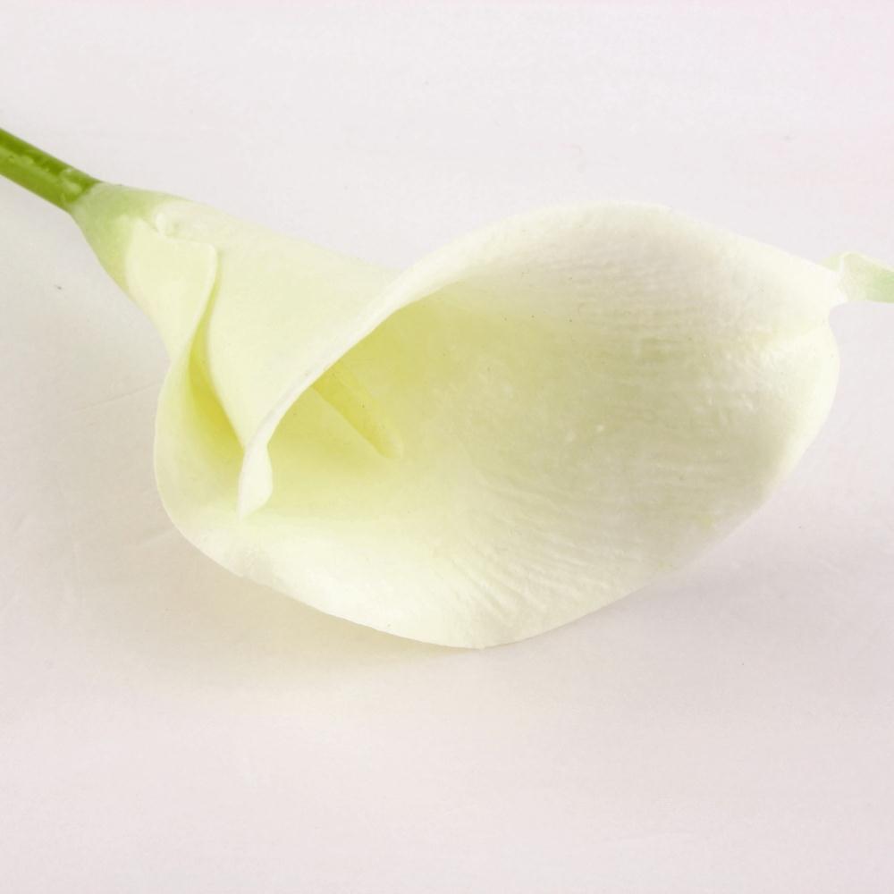 200 st Calla Lily Bridal Wedding Bouquet 20 Head Latex Real Touch Flower Buketter Worldwide