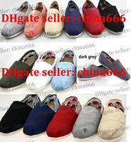 Wholesale Espadrilles Flats - 2015 hot Size 35-45 New Brand Fashion Women Flats Shoes Sneakers Women and Men Canvas Shoes loafers casual shoes Espadrilles