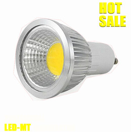 Wholesale Ce Rohs Led Spotlight - x10 unit Free shipping Dimmable Led COB Lamp 5W 7W 9W E27 GU10 E14 GU5.3 110-240V MR16 12V Led Light Spotlight led bulb lighting bulbs
