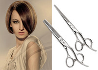 "Wholesale Professional Japanese Hair Shears - JP440C 6.0"" HIKARI Hair Scissors Japanese Professional Hairdressing Salon Barber Shears Thinning Cutting Scissor Set"