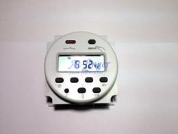 Круглый 220 В Цифровой ЖК-Программируемый Таймер Реле Таймера 16A 250AC H0011 на Распродаже