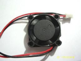 Ventilateur de lame 5 de refroidissement sans brosse de CC 2510s 12V 25mmx25mmx10mm