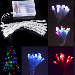 Orange String Lights Canada 2pcs Battery Power Operated 2m 20led String Light Lamp White Party