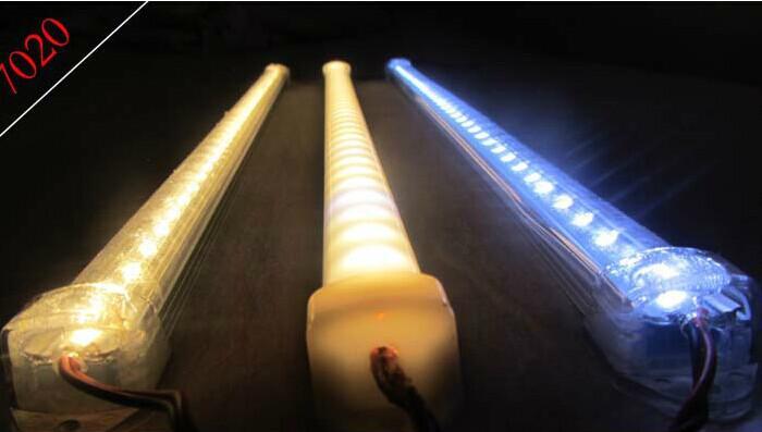 50X Hart LED-Streifen 5630 SMD kühlen Warm White Starre Bar 72 LEDs 3500 Lumen LED-Licht mit