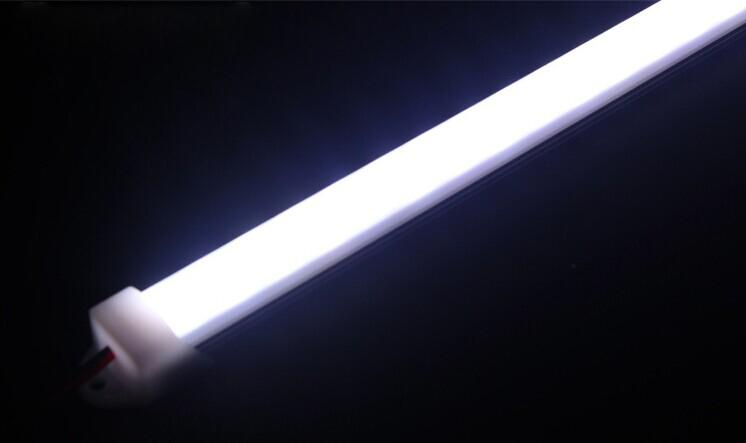 50x Hard LED-remsa 5630 SMD Cool Warm White Rigid Bar 72 LED-lampor 3500 Lumen LED-ljus med