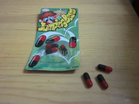 Wholesale packs jumping pills tricky toys for jokes Gags lovely jumping pills move with ur hand gest XD