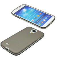 Wholesale Galaxy S Iv Tpu Case - S5Q Rubber Case Cover Soft Slim Translucent For Samsung Galaxy S4 S IV I9500 AAADOG