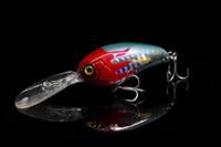 Wholesale Deep Crank Bait - Fishing Lure Crankbait 15.5g wobbler Deep Dive Crank Baits Artificial Lures