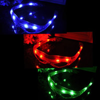 Wholesale Halloween Novelties Glasses - LED Spiderman Glasses Flashing Glasses Light Party Glow Mask Christmas Halloween Days Gift Novelty LED Glasses Led Rave Toy Party Glasses