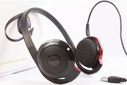 Bh Phone Canada - BH-503 BH503 Bluetooth Wireless Stereo Headset Headphone Earphone Neckband for Nokia Phone Black Color