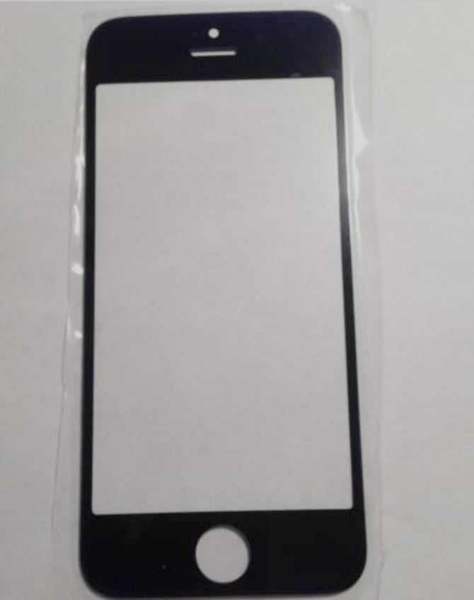 Front Screen esterno Lente di ingrandimento Lente di ingrandimento Samsung Galaxy S5 ie bianco blu