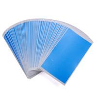 tablet sticker großhandel-Staubabsorber LCD-Aufkleber-Schirm-Schutz-Werkzeug-elektrostatische Adsorption Papierstaubbeseitigung für Mobiltelefon-Telefon-Tablette, ipad, Schirm