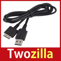 Wholesale Ps Vita Usb - Wholesale-407-[Twozilla] 3FT USB Data Transfer Sync Charge Charger 2 in 1 Cable for PS Vita PSVita PSV Hot