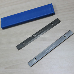 Wholesale Free Woodworking Tools - Free Shipping HSS thickness planer blades 156x16.5x3mm woodworking planer blades