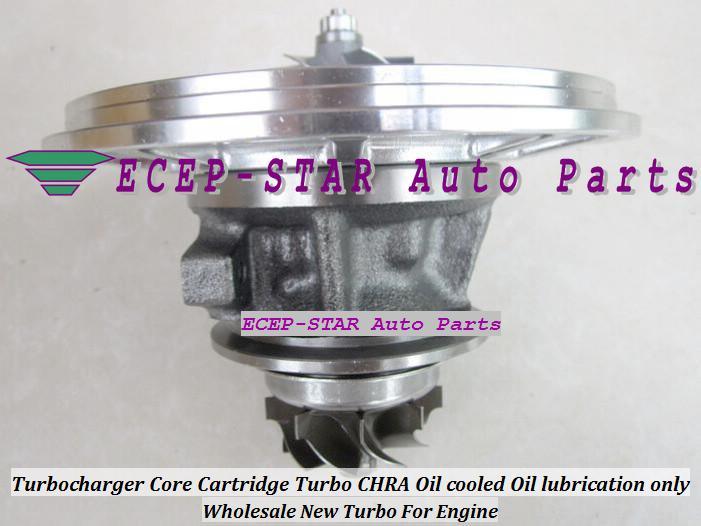TURBO cartridge CHRA Turbocharger core CT16 17201-OL030 17201-0L030 For  TOYOTA Hilux Vigo/Hiace 2KD 2KD-FTV 2 5L D4D Diesel