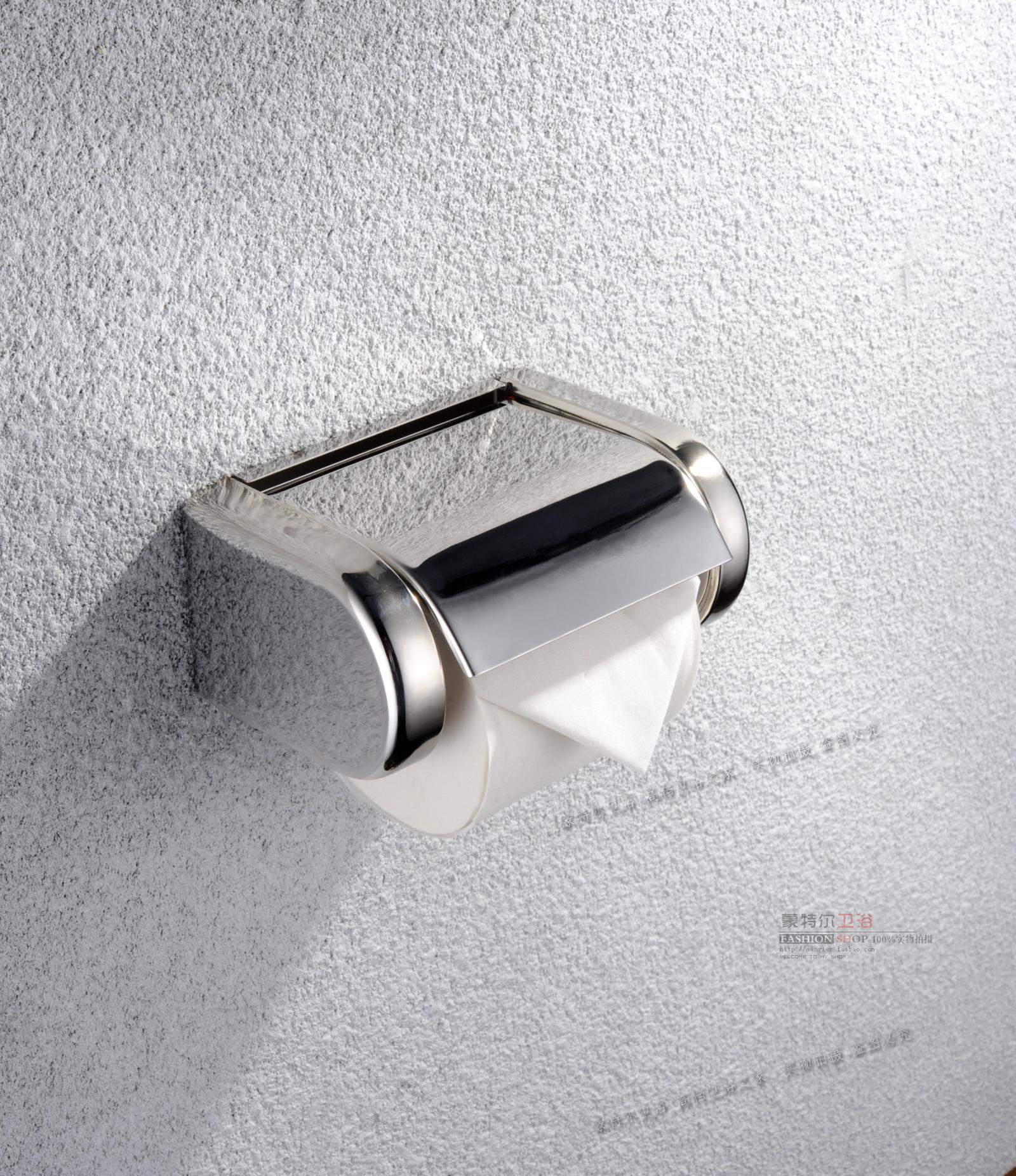 toilet paper holders 304 stainless steel bath accessories bathroom towel rack toilet tissue box carton box hand toilet paper holder toilet paper holders - Bathroom Accessories Toilet Paper Holders