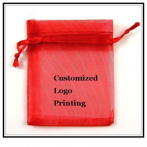 7x9 Organza Bags (30)
