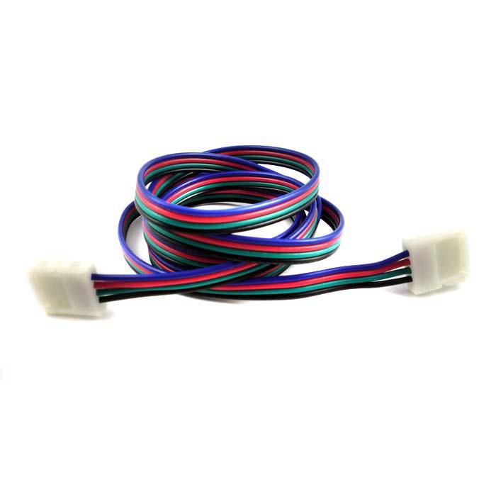 4-PIN RGB 1M تمديد سلك كابل الحبل ل RGB بقيادة قطاع CEROHS