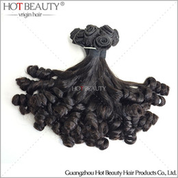 Wholesale Natural Rose Hair - Best Selling Hair In Uk and Nigeral, 9A 100% Unadulterated Funmi Brazilian virgin hair,Rose Curl 1pc lot 100% No Shed No Tangle