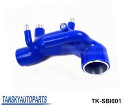 Wholesale Tansky Induction - Tansky -Silicone intercooler Turbo Intake Induction hose kit 1pc For Subaru Impreza WRX STi GC8 96-98 (1pc) TK-SBI001
