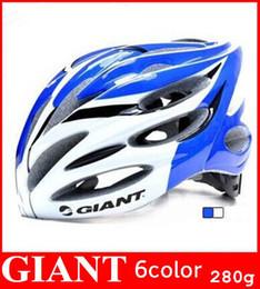 Wholesale Helmet Bike Giant - High Quality GIANT Unicase Bicycle PVC Helmet Safety Cycling Helmet Bike Head Protect Custom Bicycle Helmets MTB Off Road top sale