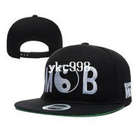 Wholesale Mob Snapback - 2014 New Style! Free Shipping! Married To The MOB Snapback Caps, Hip Pop Snapback hats. Street Fashion