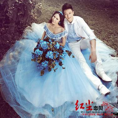 Photo Studio Theme Clothing Costume Couple
