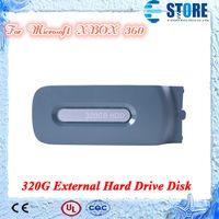 Wholesale 256gb Hard Drive - 320GB HDD 320G External Hard Drive Disk For Microsoft XBOX 360 High Quality,free shipping,wu