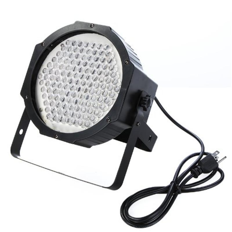 High Quality 127 Led Professional Par Lights RGB LED Stage Light DMX512 Effect Lamp 7Channel Par Lights Disco DJ Show Stage Par Light New