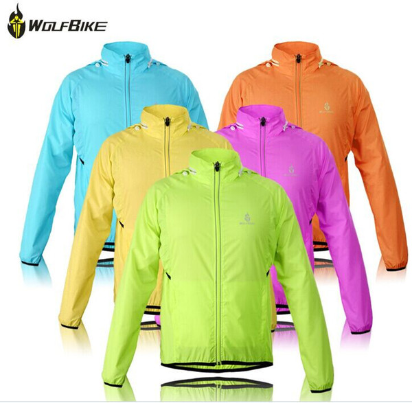 bc6b6ffaf WOLFBIKE Tour de France Cycling Jersey Men Riding Breathable Jacket Cycle  Clothing Bike Long Sleeve Vest