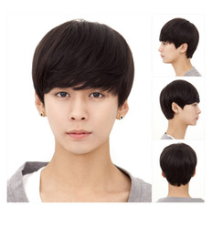 Lighting French Canada - PU WIGS Man Hair Wigs Full Lace Wigs Crown French Lace And Management System About Pooh Replace Hair Wig And Weaving Remy Hair Kabell Wig